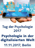 Tag der Psychologie 2017